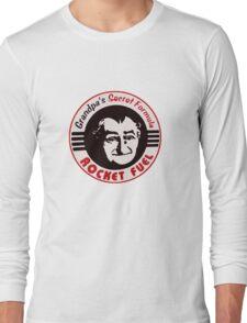 Grandpa's Secret Formula Rocket Fuel Long Sleeve T-Shirt