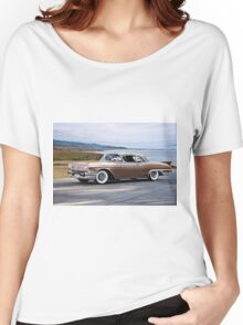 1958 Cadillac Eldorado Biarritz Women's Relaxed Fit T-Shirt