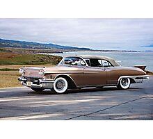 1958 Cadillac Eldorado Biarritz Photographic Print