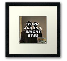 Total Eclipse of Magritte Framed Print