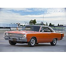 1969 Dodge Dart Swinger Photographic Print