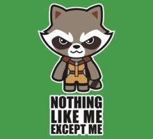 Talking Raccoon Kids Clothes