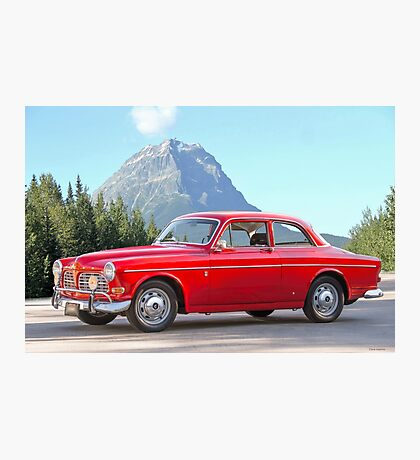 1967 Volvo GT123 Coupe Photographic Print
