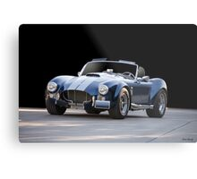 1966 Shelby Cobra Replica Metal Print