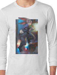 Investigation Long Sleeve T-Shirt