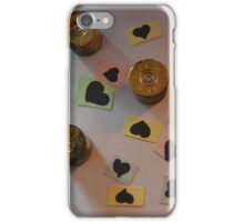 Love to the Bullets iPhone Case/Skin