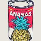 Condensed ananas by limeart