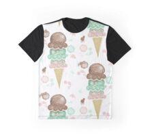 Icecream! Graphic T-Shirt