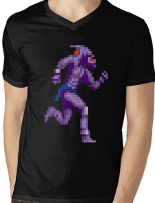 Shadow Of The Beast Mens V-Neck T-Shirt