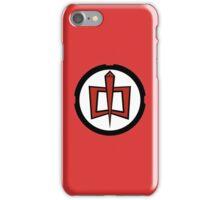 Greatest American Hero symbol iPhone Case/Skin