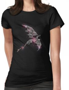 Smaug - Lonely Mountain Womens Fitted T-Shirt