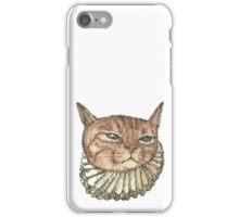 Banjo Cat Face iPhone Case/Skin