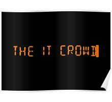 Title - The IT Crowd Poster