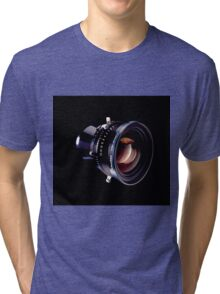 Lens  Tri-blend T-Shirt