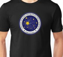 2001 A Space Odyssey USAA Discovery Insignia Unisex T-Shirt