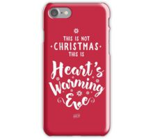 This is not Christmas... iPhone Case/Skin