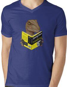 Opening Doors for Dummies Mens V-Neck T-Shirt