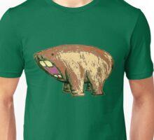 Hippo Hamster Hybrid Unisex T-Shirt