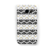 Penguin honeycomb Samsung Galaxy Case/Skin