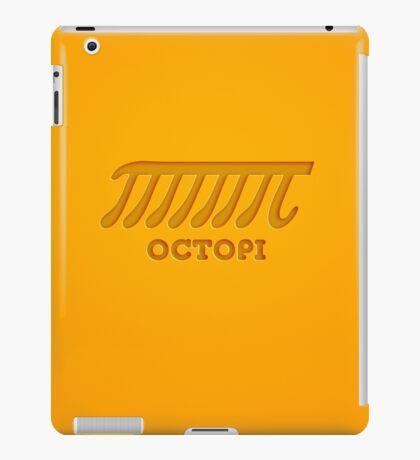 Octopi (PI) iPad Case/Skin