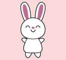 Cute Rabbit / Bunny One Piece - Short Sleeve