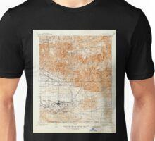 USGS TOPO Map California CA Redlands 298748 1901 62500 geo Unisex T-Shirt