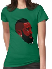 james harden Womens Fitted T-Shirt