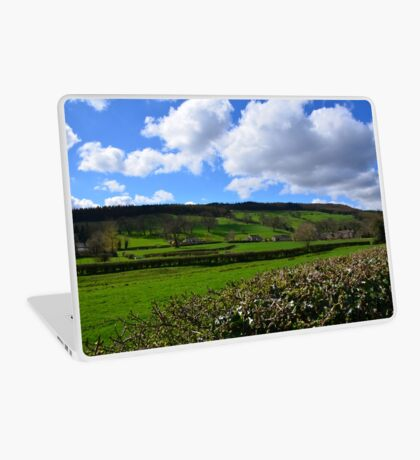 East Witton Laptop Skin