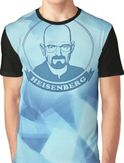 Walter White - Heisenberg - Blue Meth Edition Graphic T-Shirt