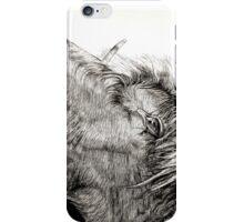Highland Bull iPhone Case/Skin
