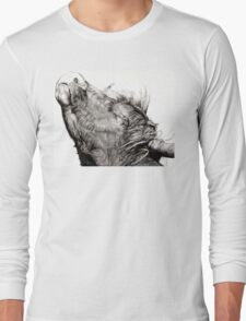 Highland Bull Long Sleeve T-Shirt