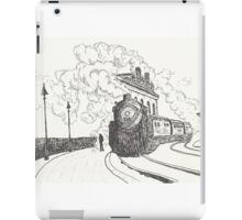 Holly's Train iPad Case/Skin