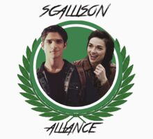 The Scallison Alliance [Front/Back] by thescudders