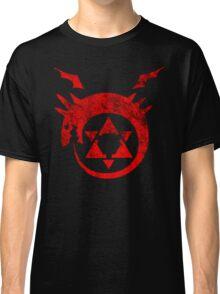 °MANGA° Full Metal Ouroboros Rust Logo Classic T-Shirt