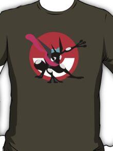 Super Smash Bros greninja Shiny T-Shirt