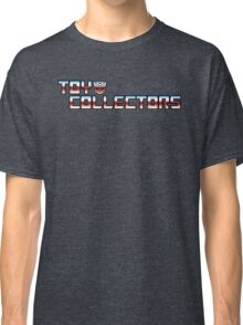 Transformers Toy Collector Logo Classic T-Shirt