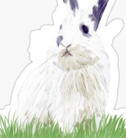 Pastel bunny Sticker