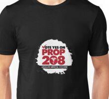 Legalize Medical Cocaine Unisex T-Shirt