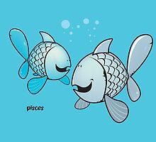funny zodiac/pisces by mangulica