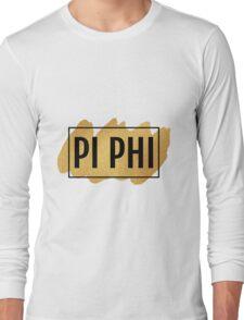 Pi Phi Long Sleeve T-Shirt