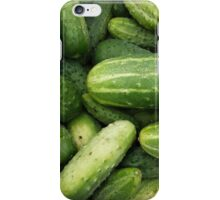 vegetables fruits iPhone Case/Skin
