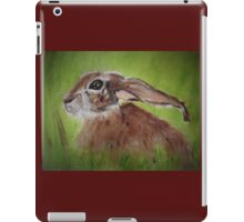 March Hare II - Big Ears iPad Case/Skin