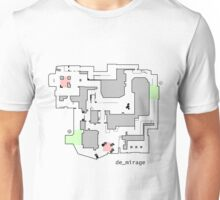 Counter Strike Global Offensive Mirage Map Unisex T-Shirt