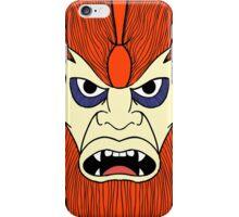Beastman in colour  iPhone Case/Skin