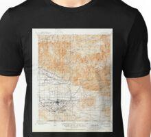 USGS TOPO Map California CA Redlands 298749 1901 62500 geo Unisex T-Shirt
