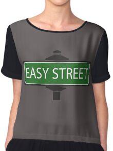 EASY STREET !!!!!!!!!! Chiffon Top