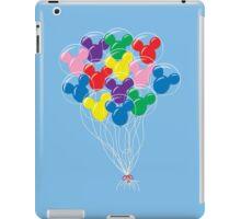 Mickey Balloons iPad Case/Skin