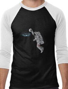 astronaut dunk Men's Baseball ¾ T-Shirt