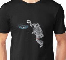 astronaut dunk Unisex T-Shirt