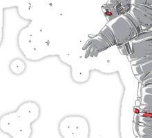 astronaut dunk Sticker